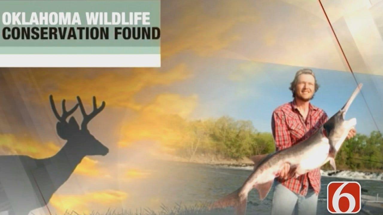 Blake Shelton Joins State's Wildlife Conservation Effort