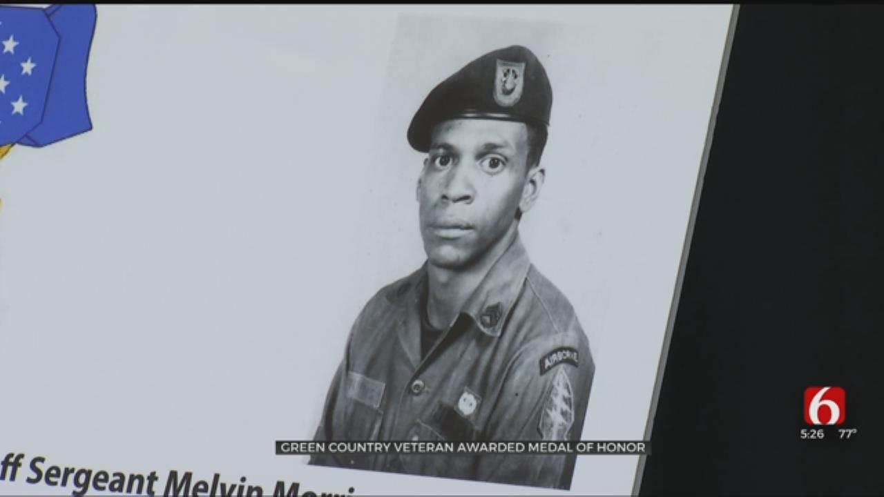 Oklahoma Vietnam Veteran Awarded Medal Of Honor