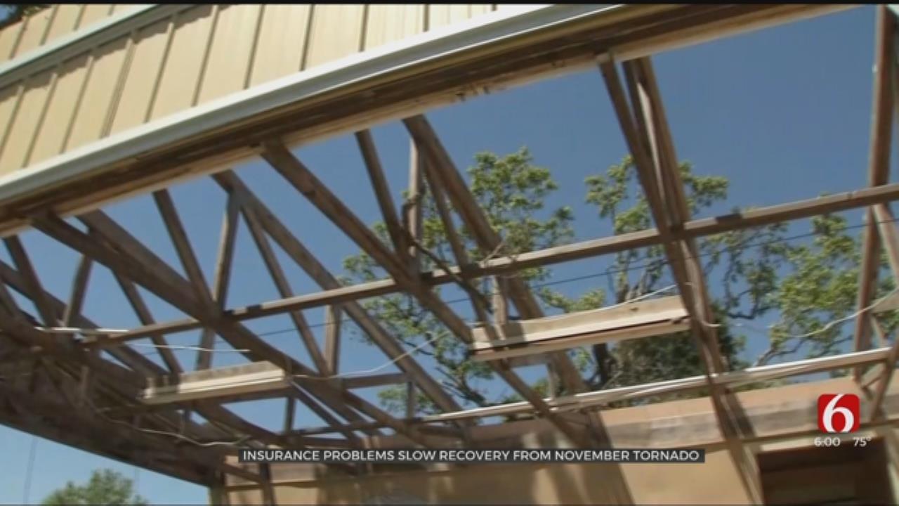 Cherokee County Community Organization Still Recovering From November Tornado