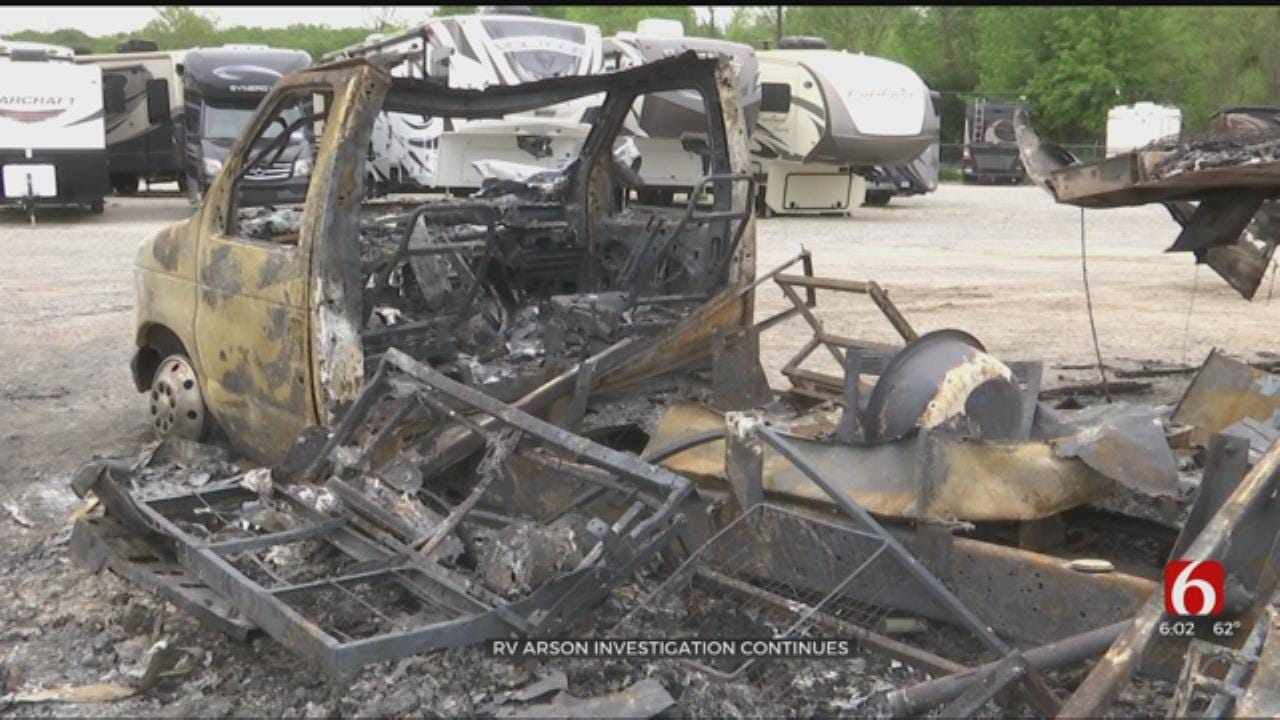 Victims Of Bob Hurley RV Arson Say They Just Want Justice