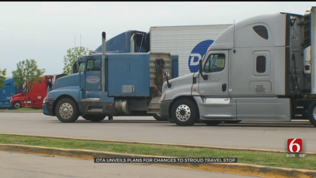 Big Changes Coming To Popular Turner Turnpike Rest Stop