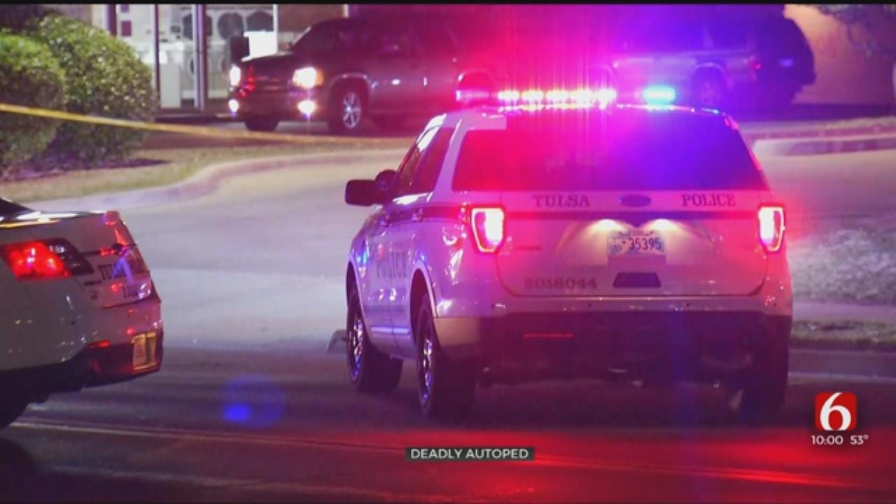 Woman In Custody After Fatal Hit-And-Run Accident In Tulsa