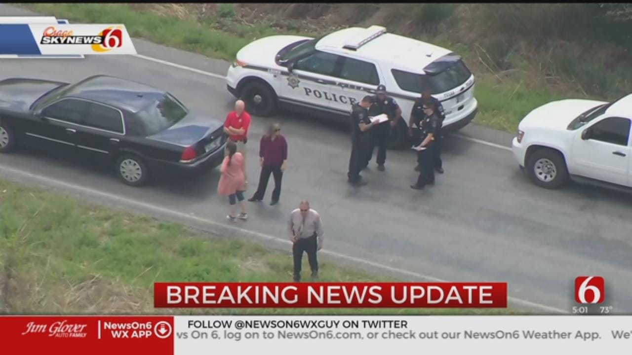 Body Discovered Along Rural Tulsa Road