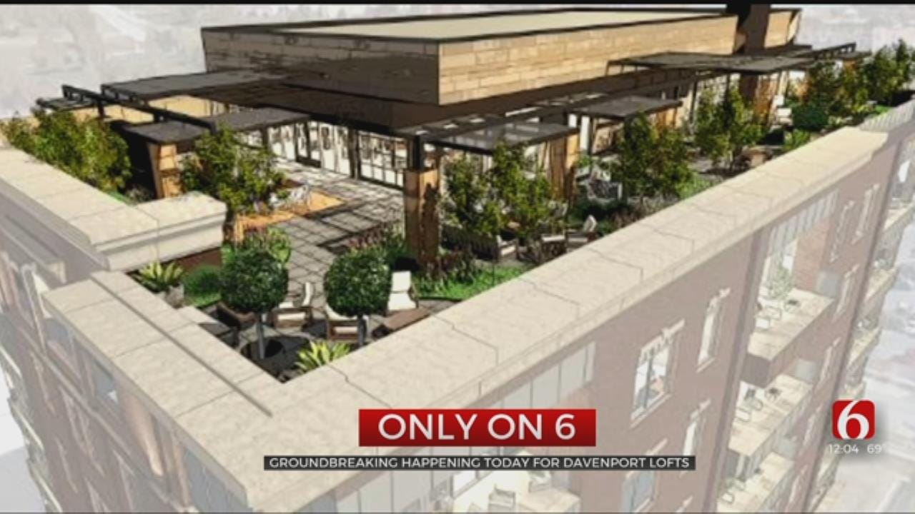 Davenport Urban Lofts Coming To Tulsa Arts District