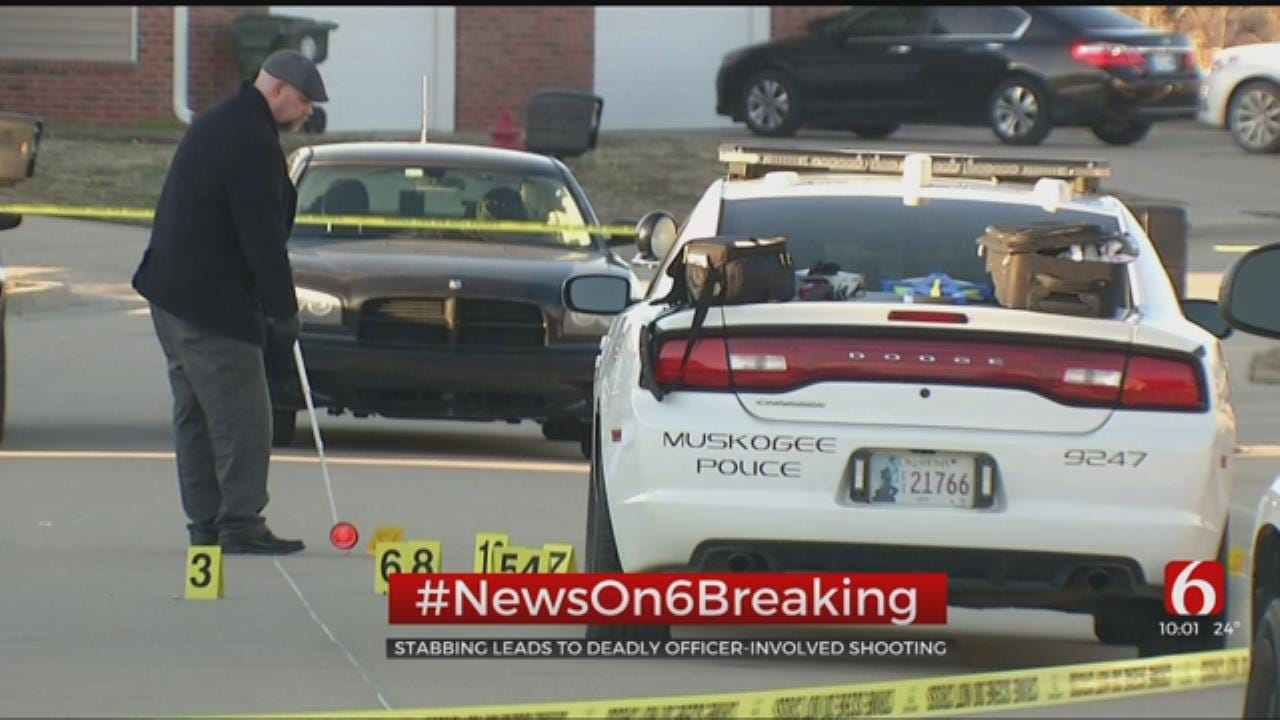 UPDATE: Muskogee Officer-Involved Shooting