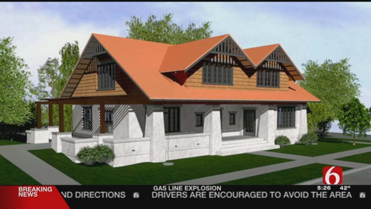 Sustainable Tulsa House To Be First Of Its Kind In State