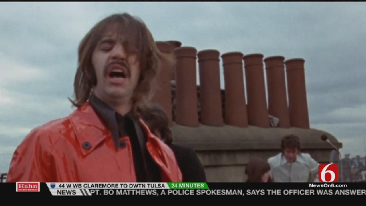 Oklahoma Woman Shares Ties To Beatles Last Live Performance