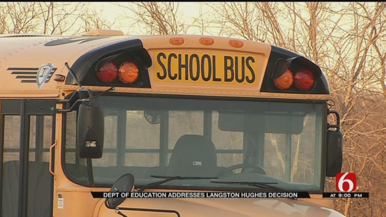 Langston Hughes Charter School To Lose Accreditation