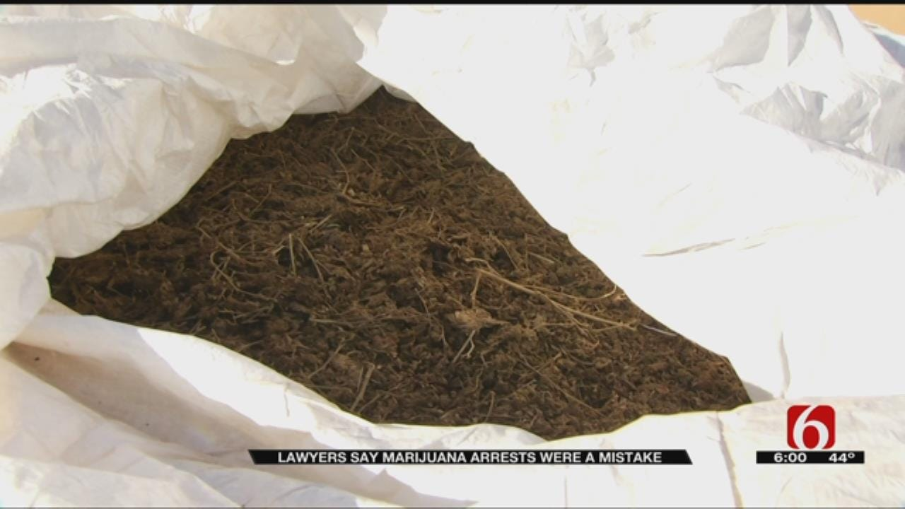 Attorneys Say Semi Stopped In Pawhuska Carried Legal Hemp
