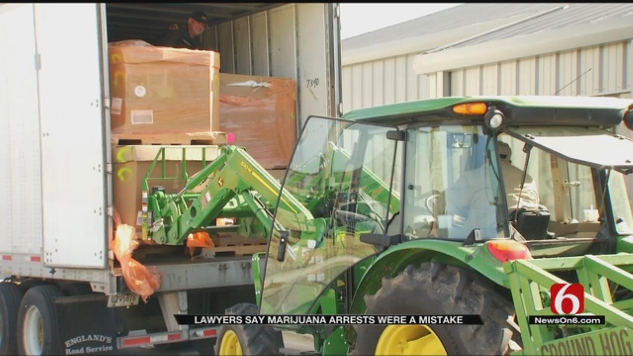 Attorney: Semi Stopped In Pawhuska Was Carrying Industrial Hemp, Not Breaking Laws