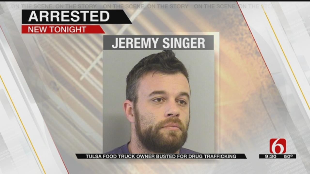 Tulsa Food Truck Owner Busted For Various Drugs