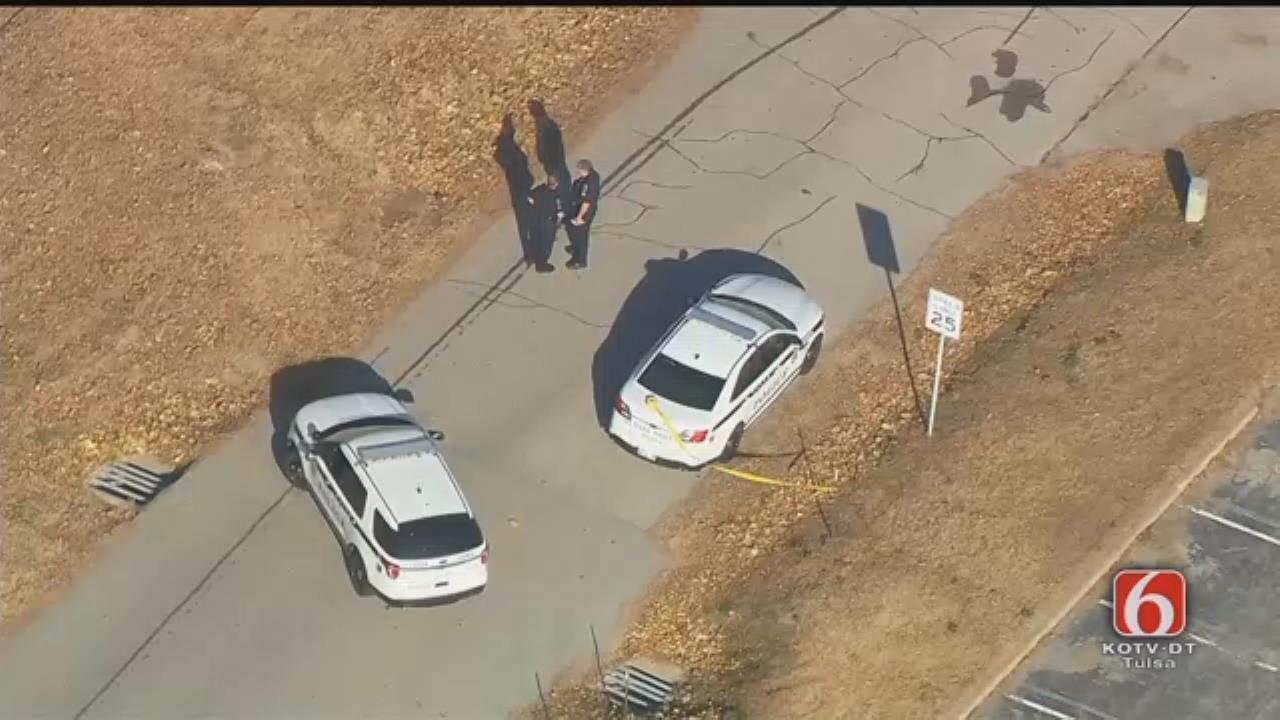 WEB EXTRA: Tulsa Homeowner Fatally Shoots Possible Intruder
