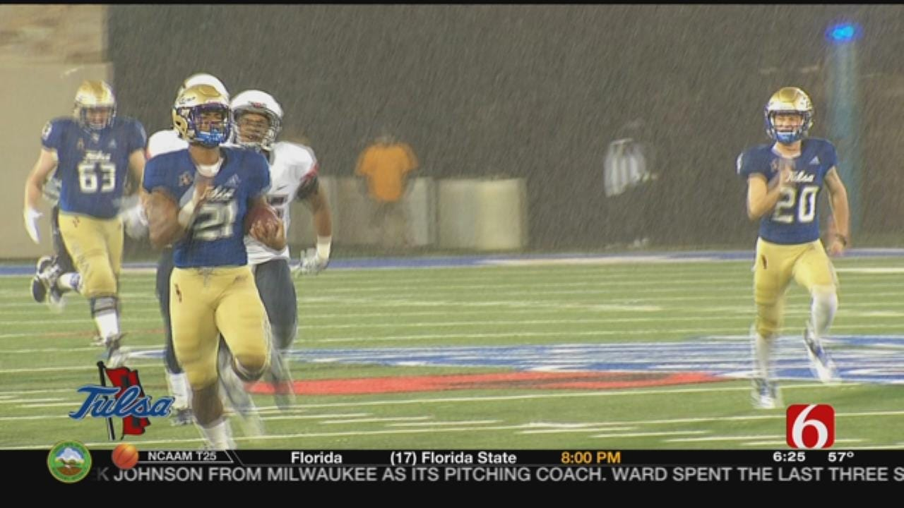 TU Working To Stay Focused After Big Win On Saturday
