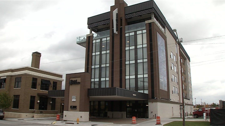Downtown Tulsa's 'Hotel Indigo' To Open Tuesday