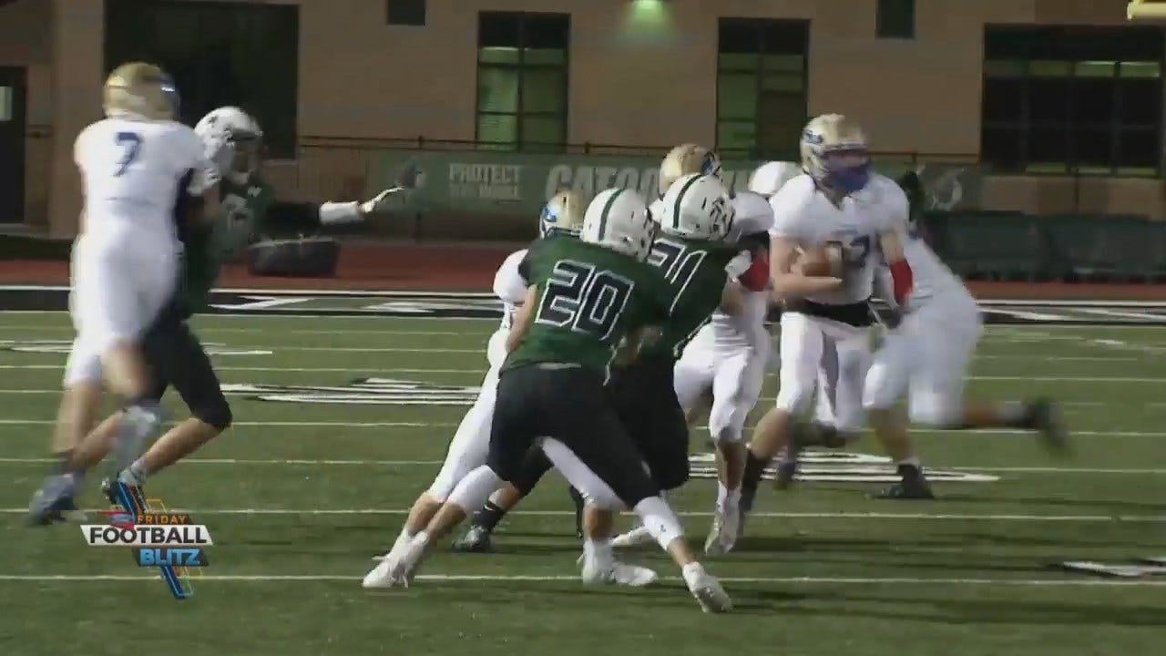 Edison, Tahlequah, Catoosa Take Home Wins Friday Night
