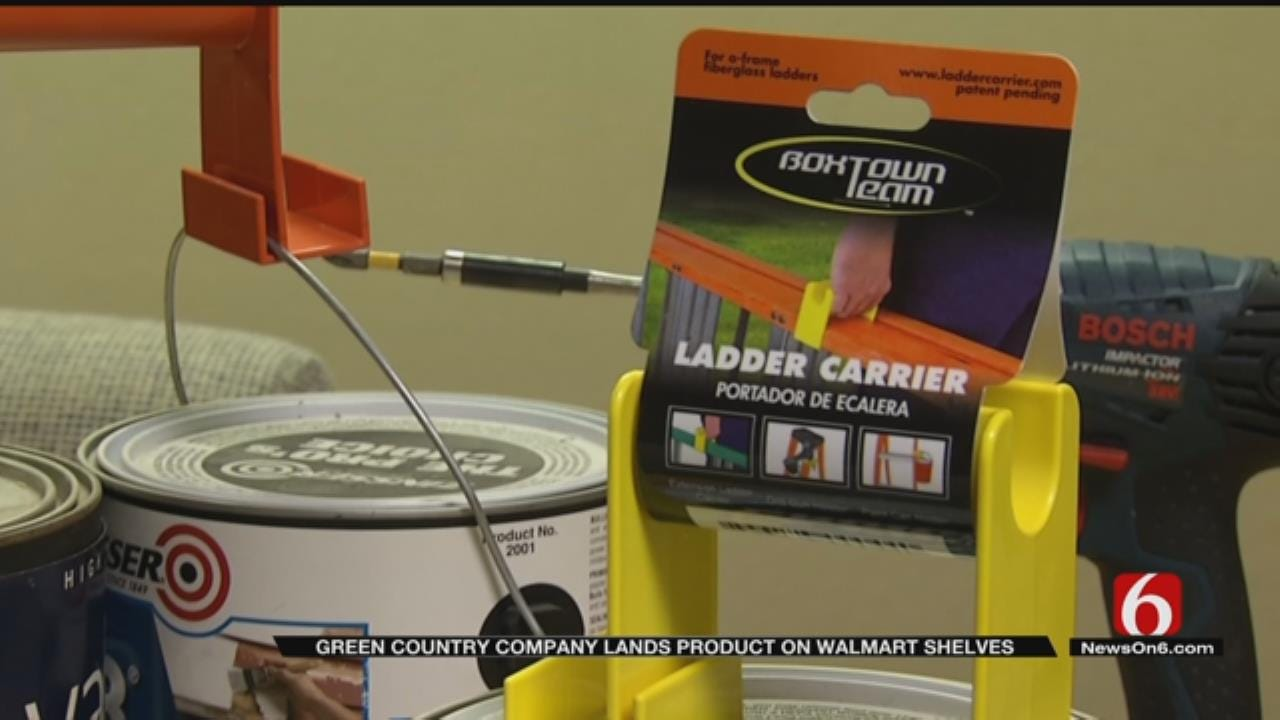 Oklahoma Entrepreneur Lands Product In Walmart
