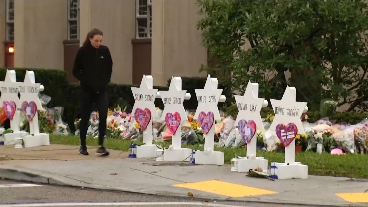 Dave Davis: Tulsa Service To Honor Pittsburgh Shooting Victims