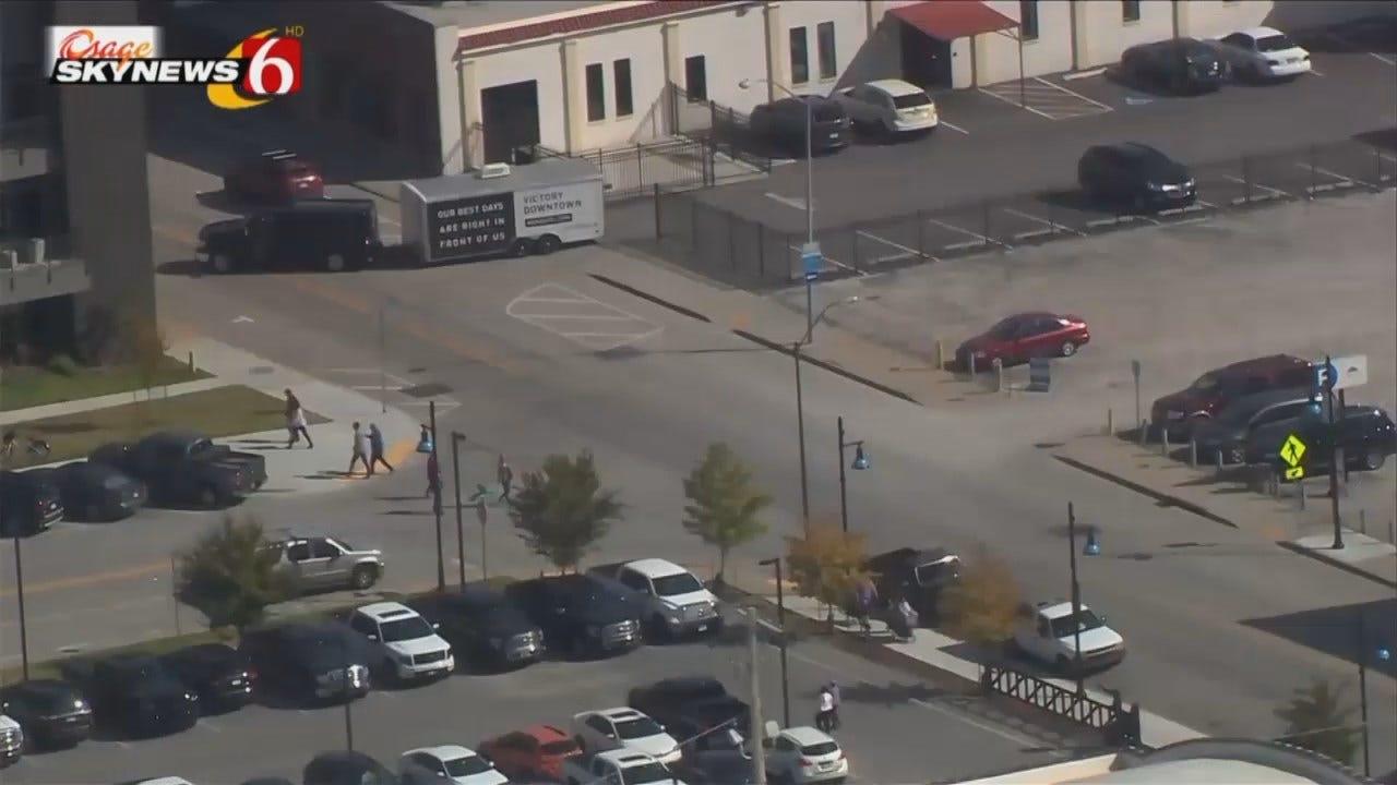 Osage SkyNews 6 HD: Downtown Tulsa's 3rd Street Repaving Project