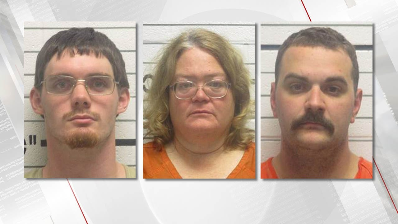 Arrests Made After Cattle Theft In Creek County