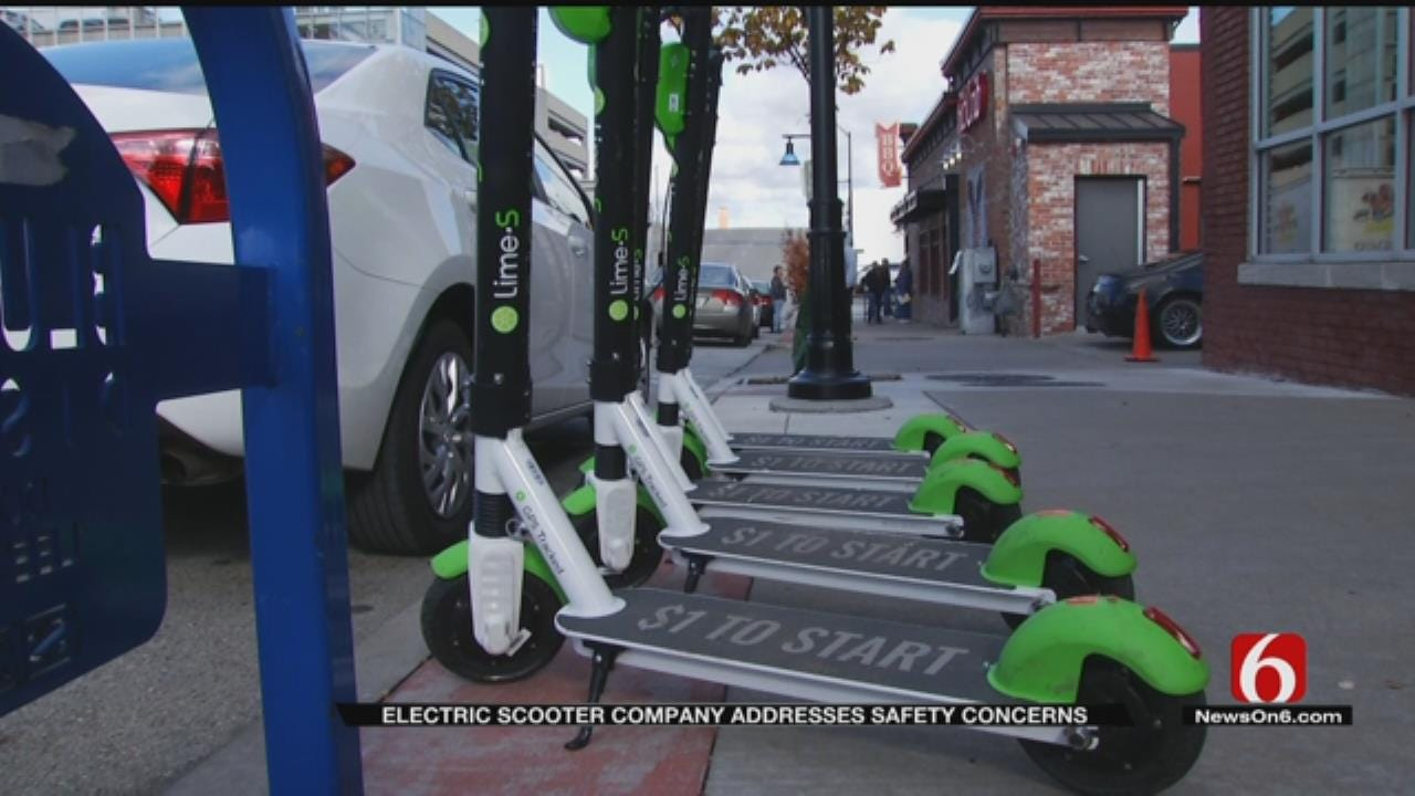 Electric Scooter Company Brings Fun New Transportation Option To Tulsa
