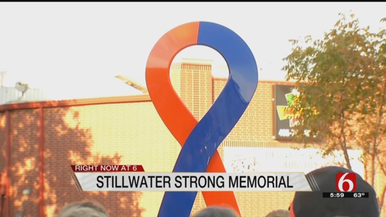 Memorial Dedication Today For OSU Homecoming Parade Crash Victims