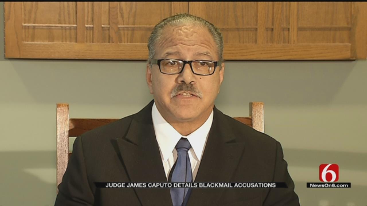 Tulsa Judge Says Prostitution Allegations Are Blackmail