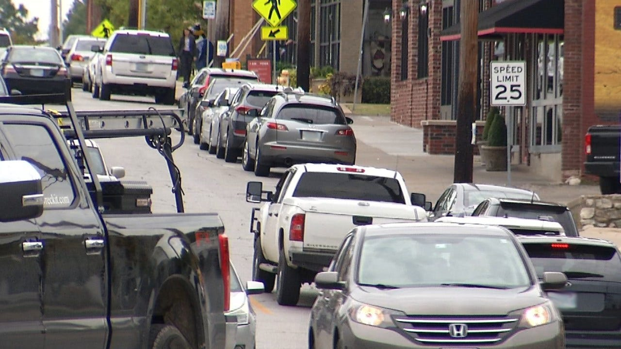 How Will New Development Project Impact Cherry Street Parking?