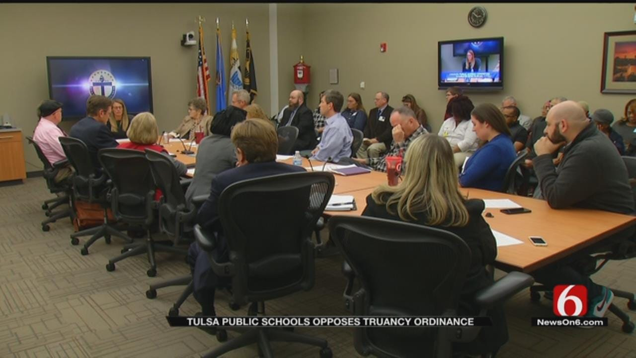 Tulsa City Council Considers Special Truancy Court