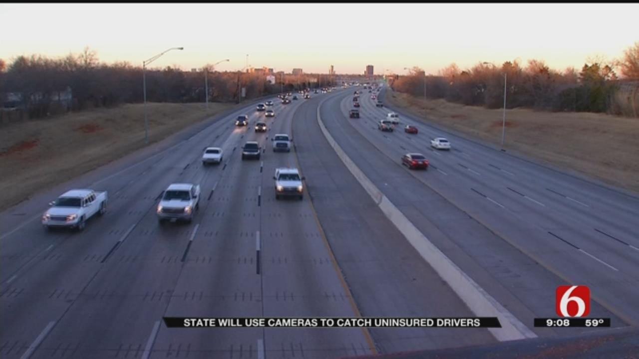 New Program To Catch Uninsured Drivers On OK Roads