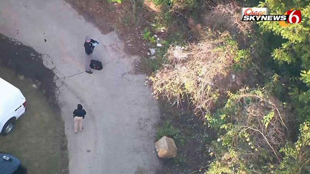 Body Found In Tulsa Woods