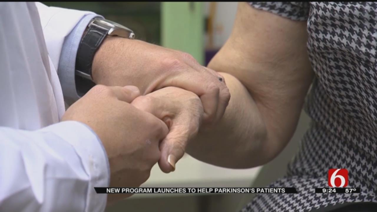 New Program Aims To Help Those Recently Diagnosed With Parkinson's Disease