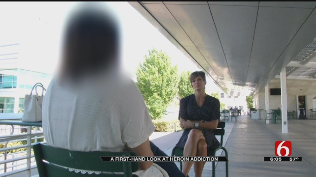 Oklahoma Woman Speaks Out About Her Heroin Addiction