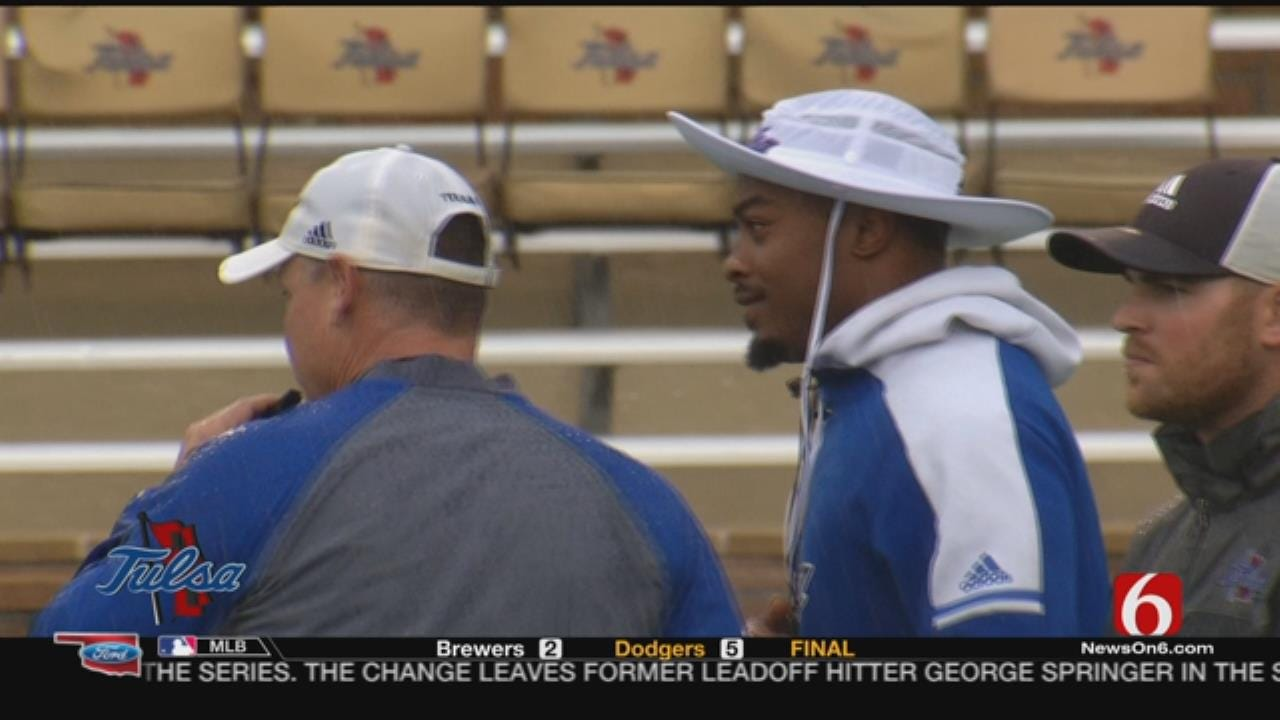 TU Player Finds New Role With Team After Sidelined By Health Problem