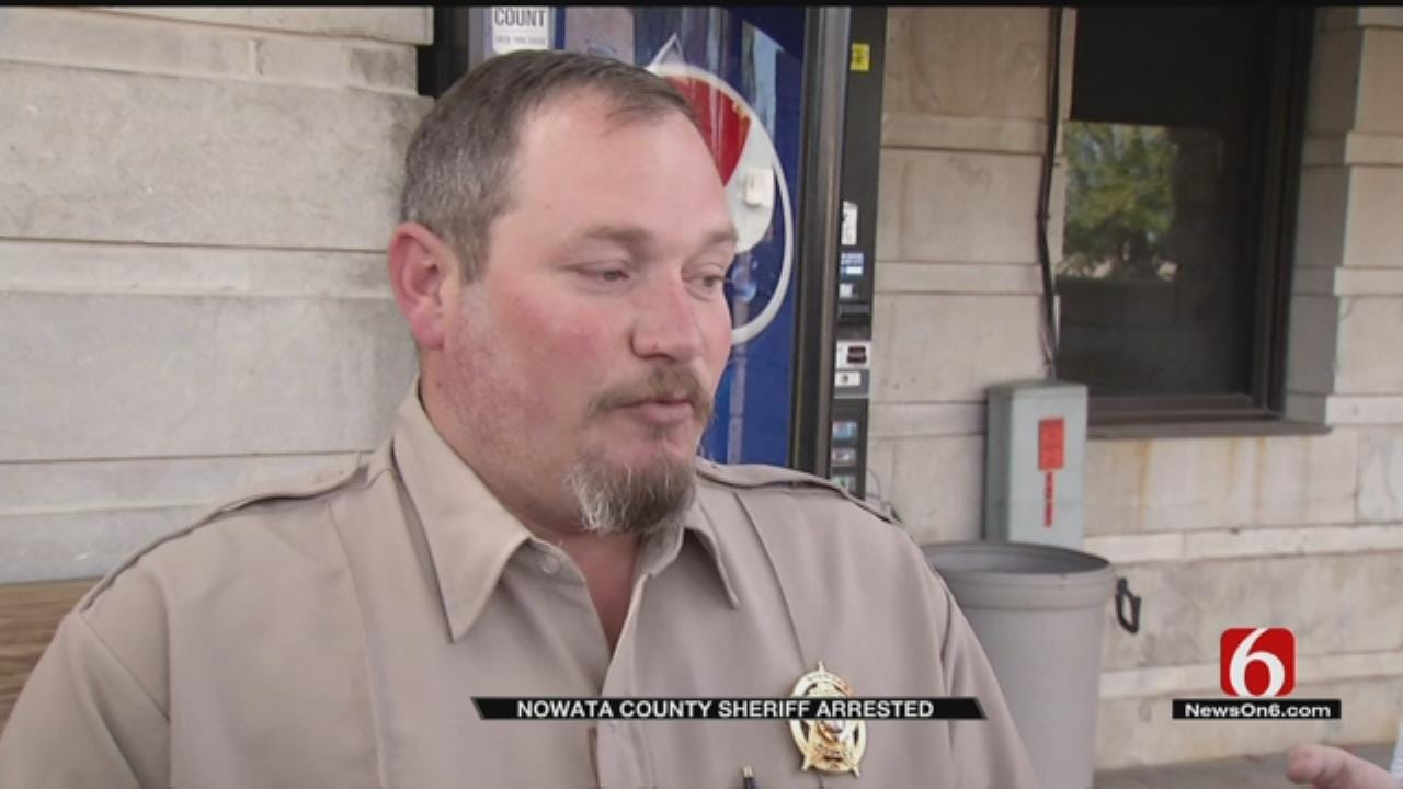 Embezzlement Allegations Political Attack, Says Nowata County Sheriff