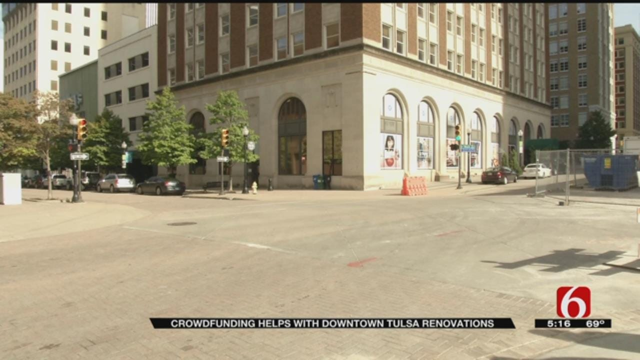 Developers Using Crowdfunding To Help Finance Downtown Tulsa Projects