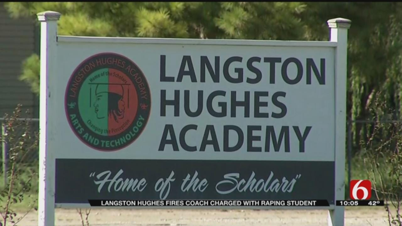 Langston Hughes School Board Fires Coach Accused Of Rape