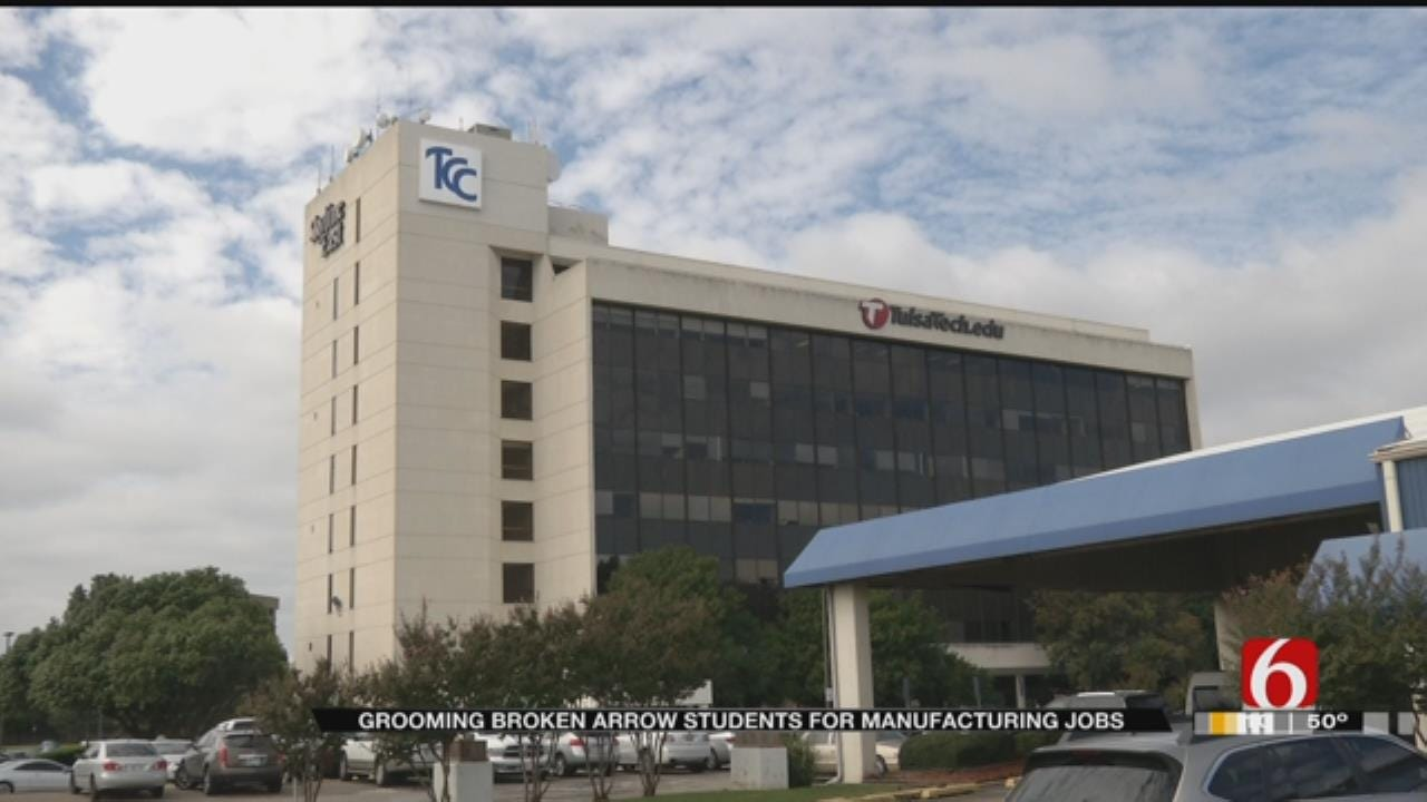 BA Schools, TCC Partnership To Help Students Interested In Manufacturing