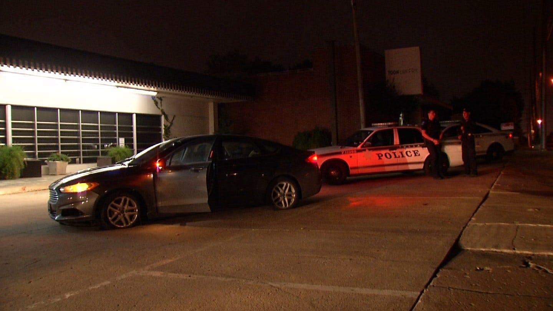 Tulsa Police Arrest Driver Of Stolen Car After Chase Through Brookside