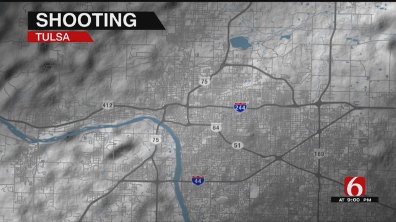 Man Shot During Attempted Carjacking, Tulsa Police Say