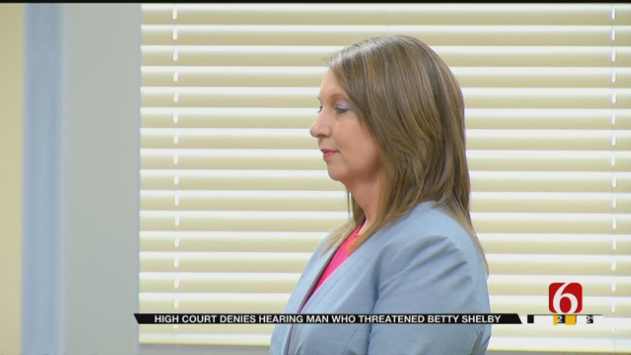 SCOTUS Will Not Hear Appeal Of Man Convicted Of Threatening Former TPD Officer Betty Shelby