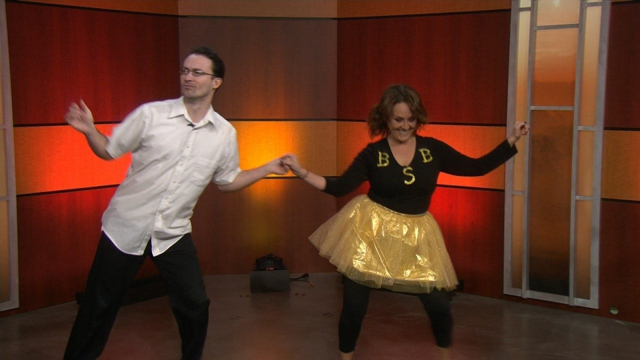 News On 6's Meagan Farley Previews Dance Moves
