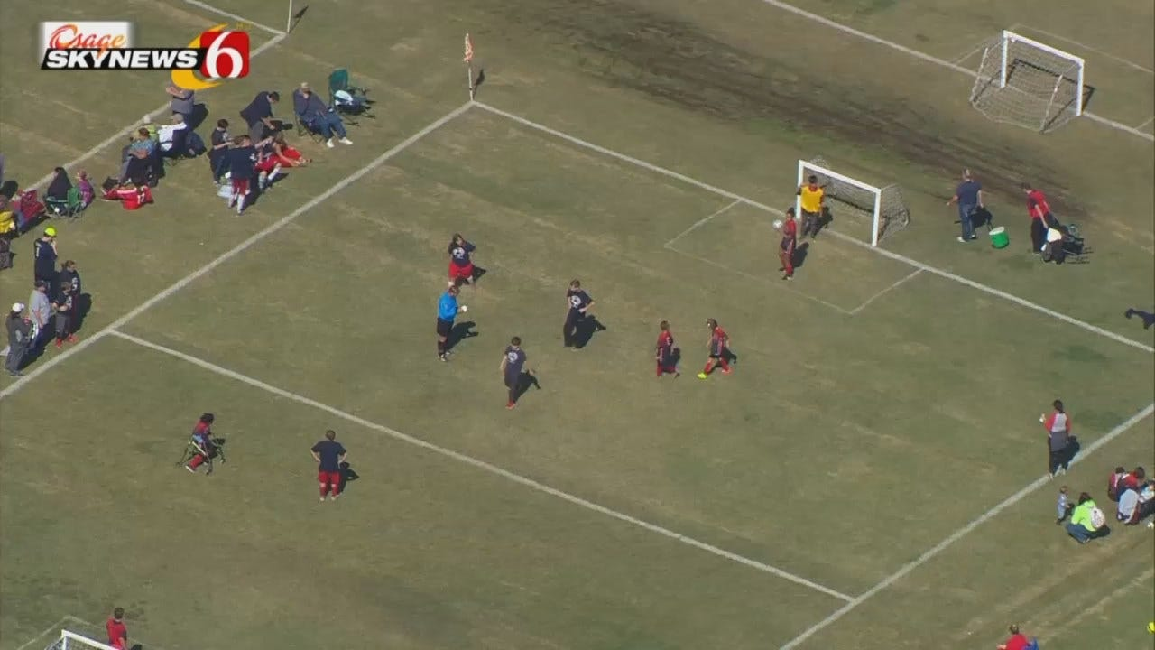 Osage SkyNews 6 HD Video Of Last Year's Soccer Matches