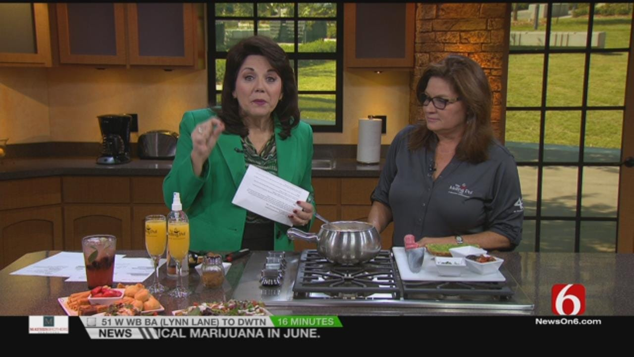 The Melting Pot Showcases New New Brunch Menu On 6 In The Morning