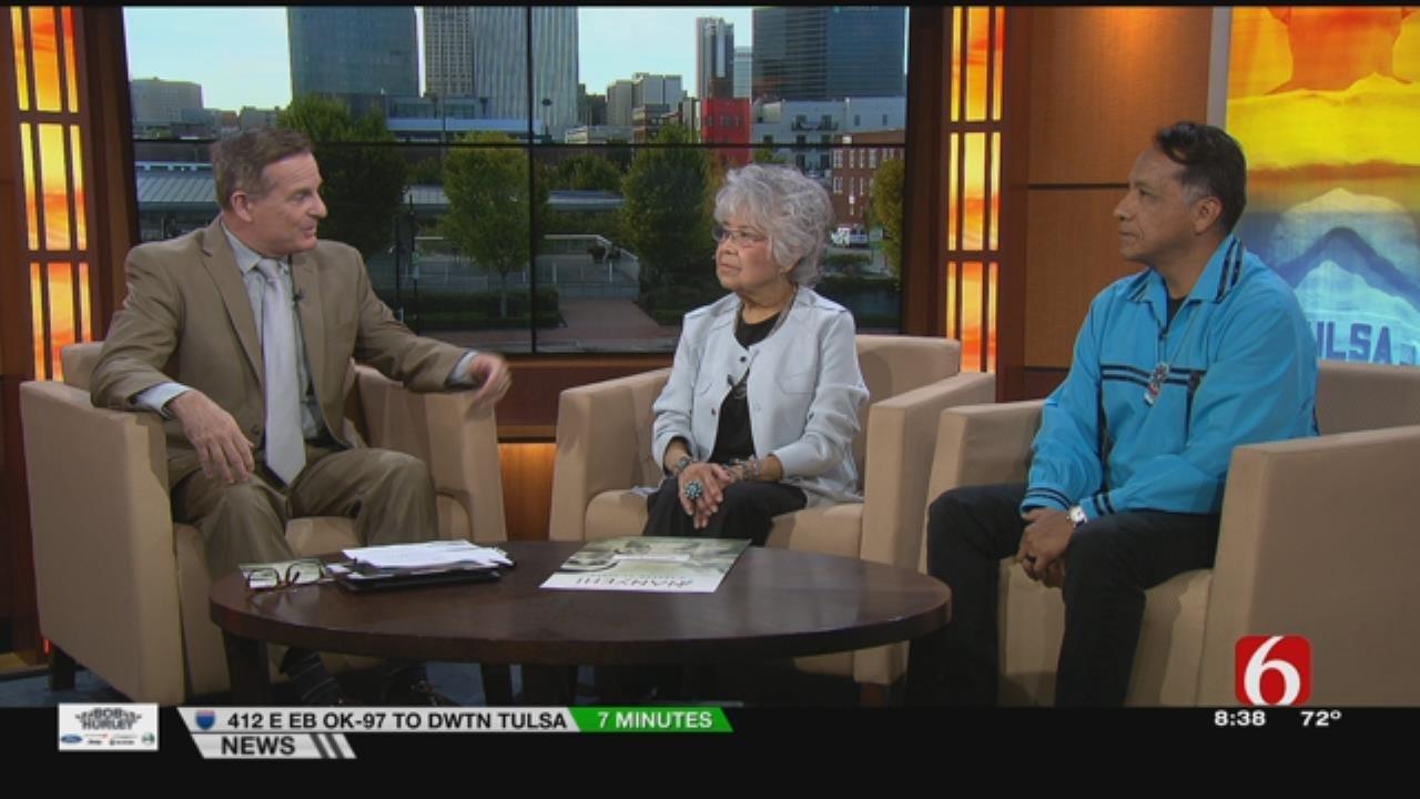 Monday, October 8th, Tulsa Celebrates Native American Day