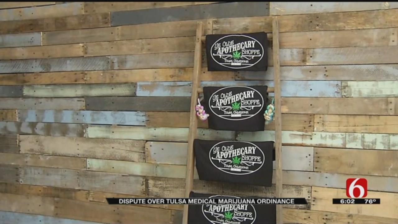 Tulsa Medical Marijuana Businesses Frustrated With Zoning Delays