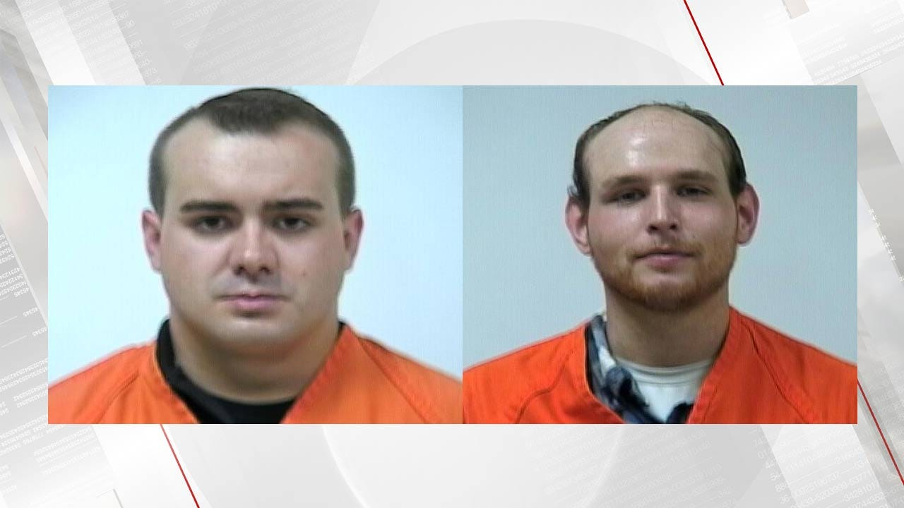 Lori Fullbright: 2 Pawhuska Police Officers Arrested After Incident At Jail
