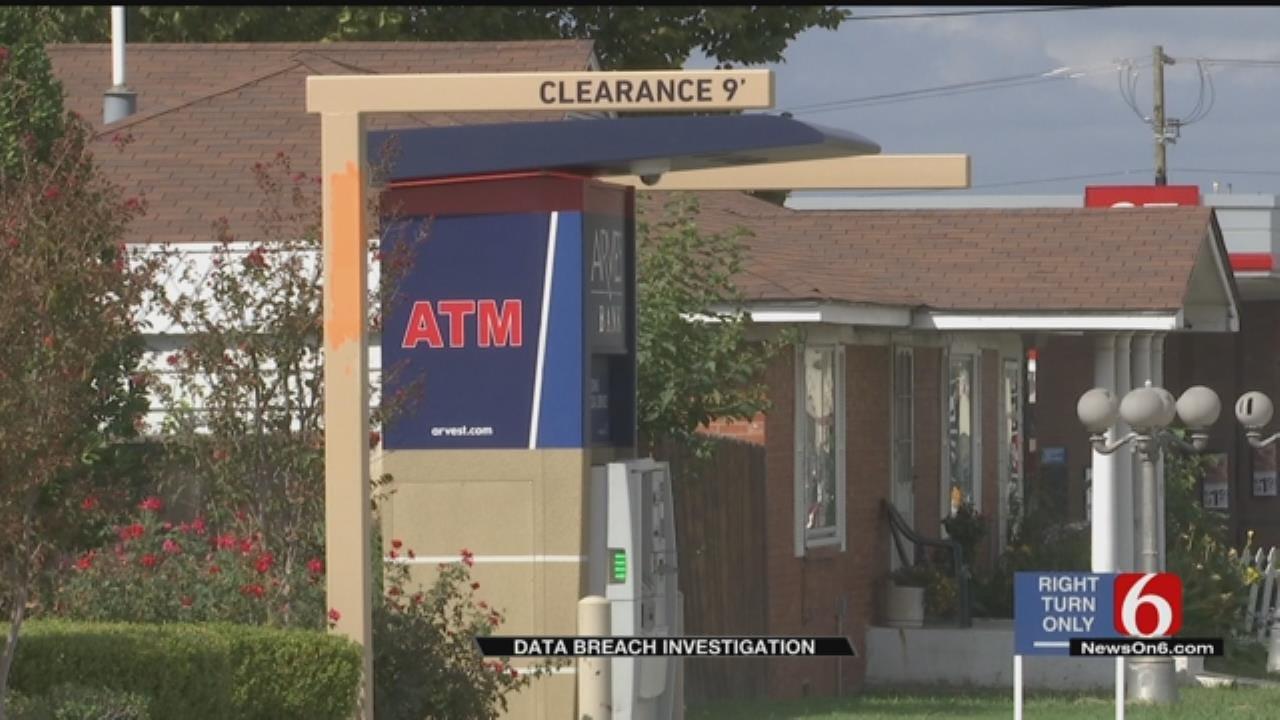 Money Stolen From Washington County Residents' Bank Accounts