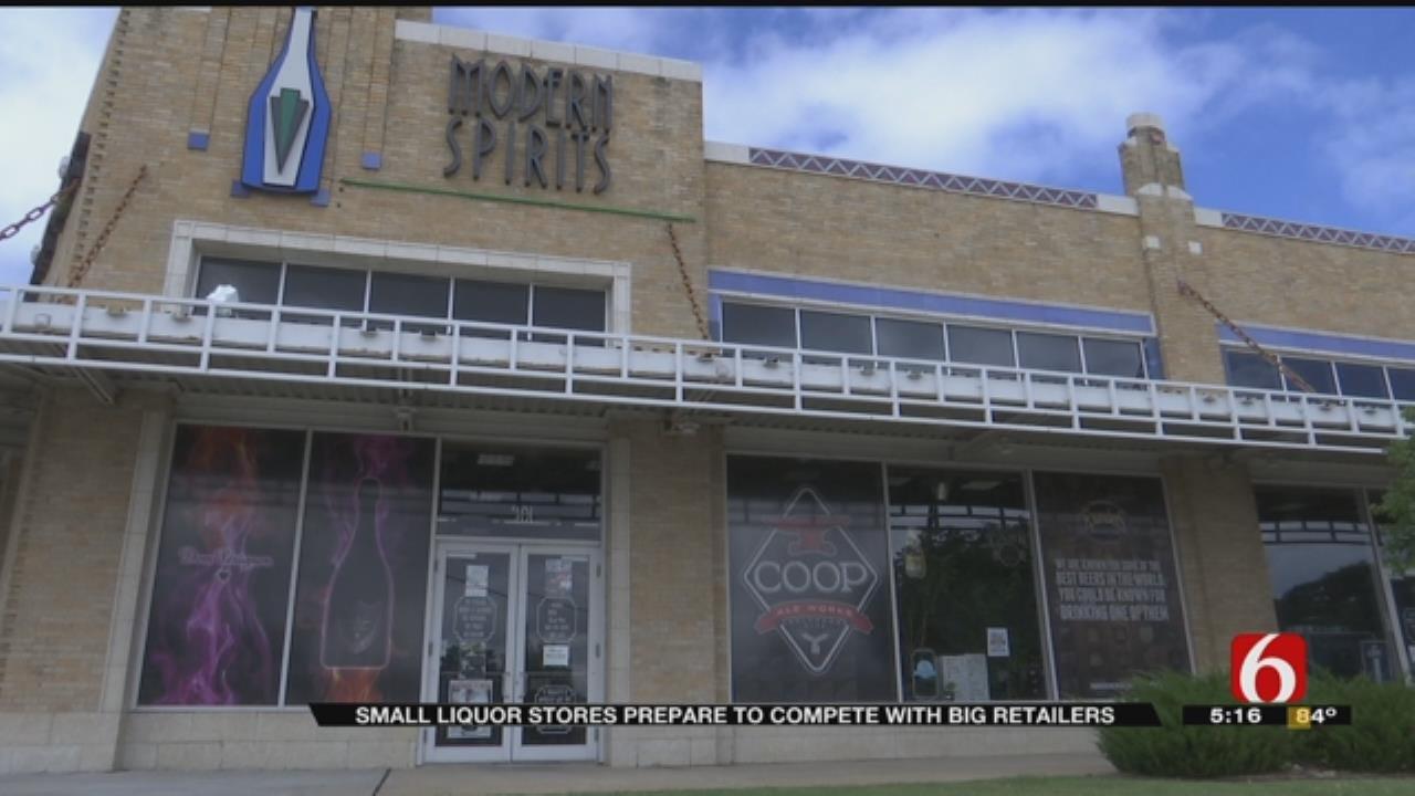 Tulsa Liquor Store Confident New Laws Won't Hurt Business