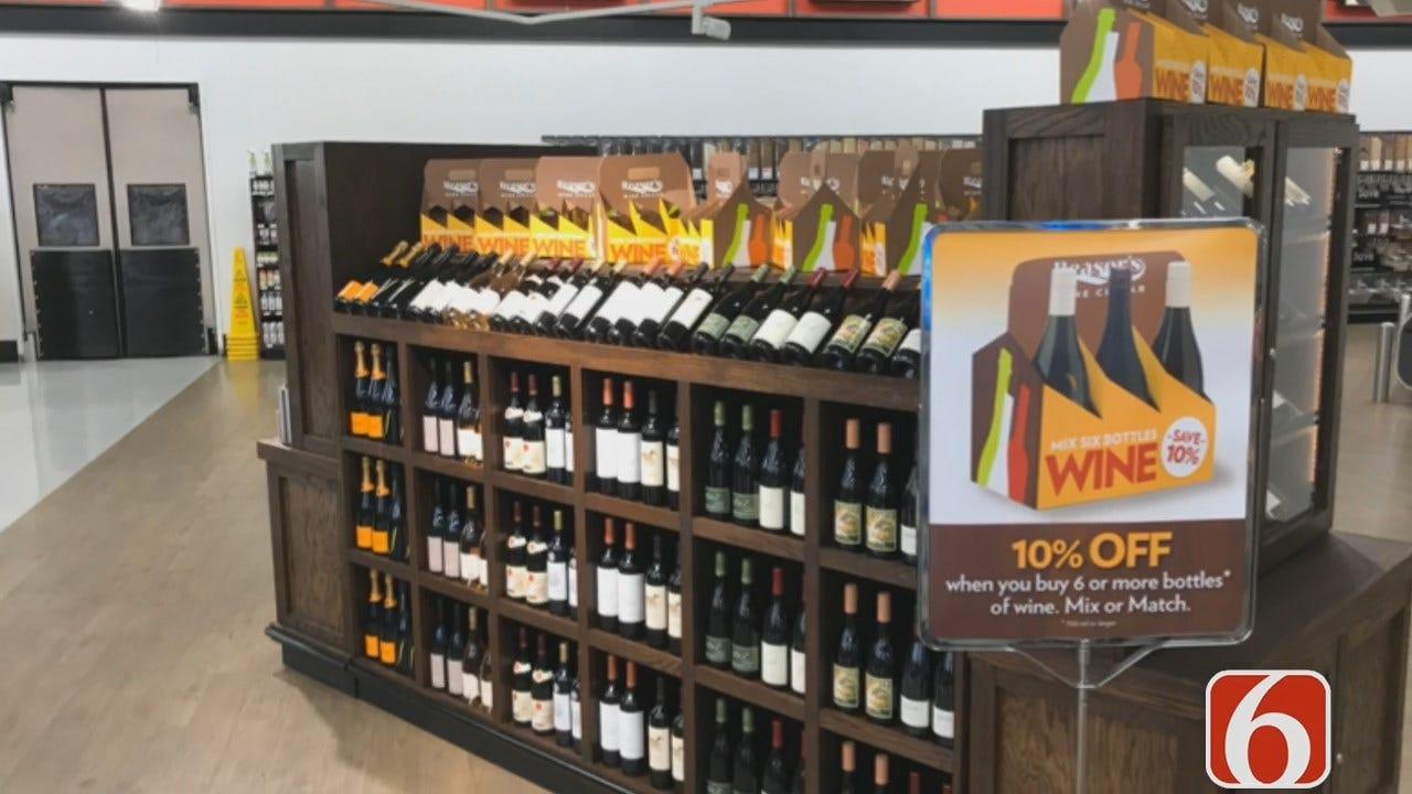 Dave Davis Reports On Oklahoma's New Liquor Laws