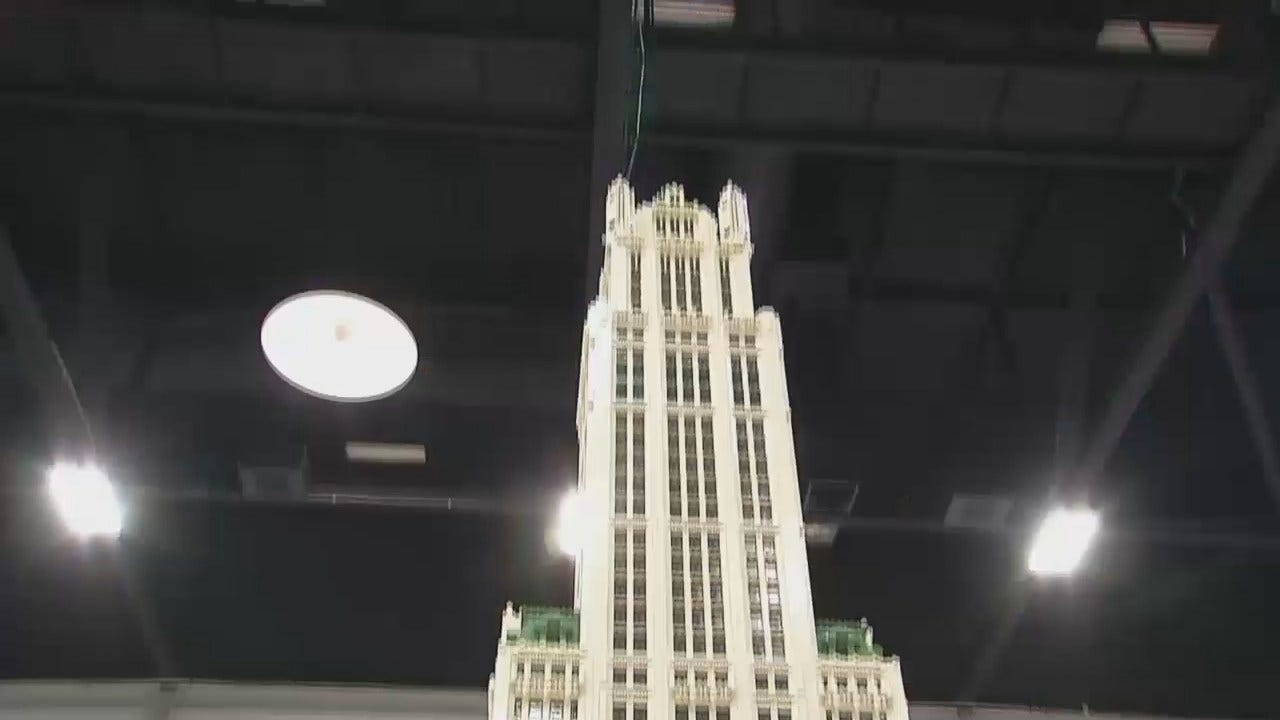 WEB EXTRA: Video Of Tulsa Lego Convention This Weekend